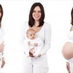 妊娠すると体重増加はいつから?体重増加の目安は?