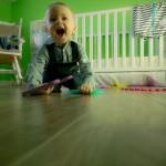 なぜうちの赤ちゃんはお昼に寝ないの?その原因と対策とは!?