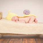 新生児期なのに夜中に寝ない!原因は?どうしたら寝てくれる?