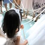 1歳児をつれて結婚式に参列するときの7つの注意点~私もお祝いしたい!